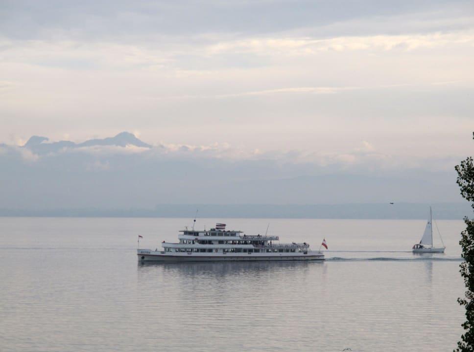 Blick auf den See See genießen - Haus Seeblick