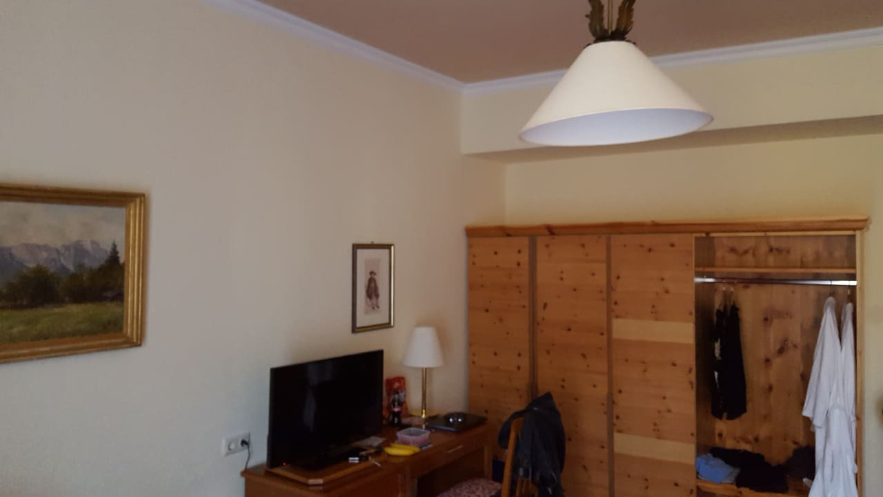 Zimmer Reindls Partenkirchner Hof