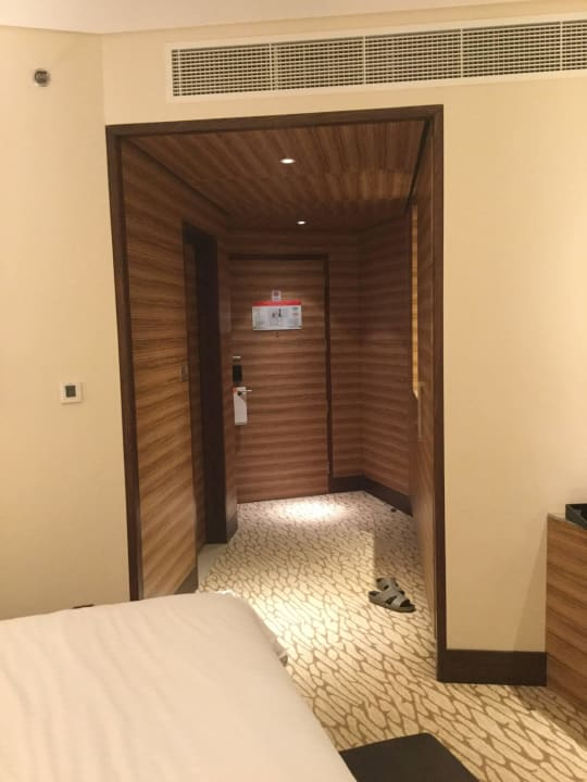 Inside the room Courtyard by Marriott World Trade Center Abu Dhabi