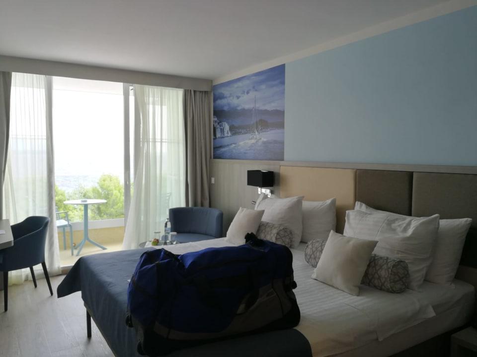 Zimmer Valamar Carolina Hotel & Villas