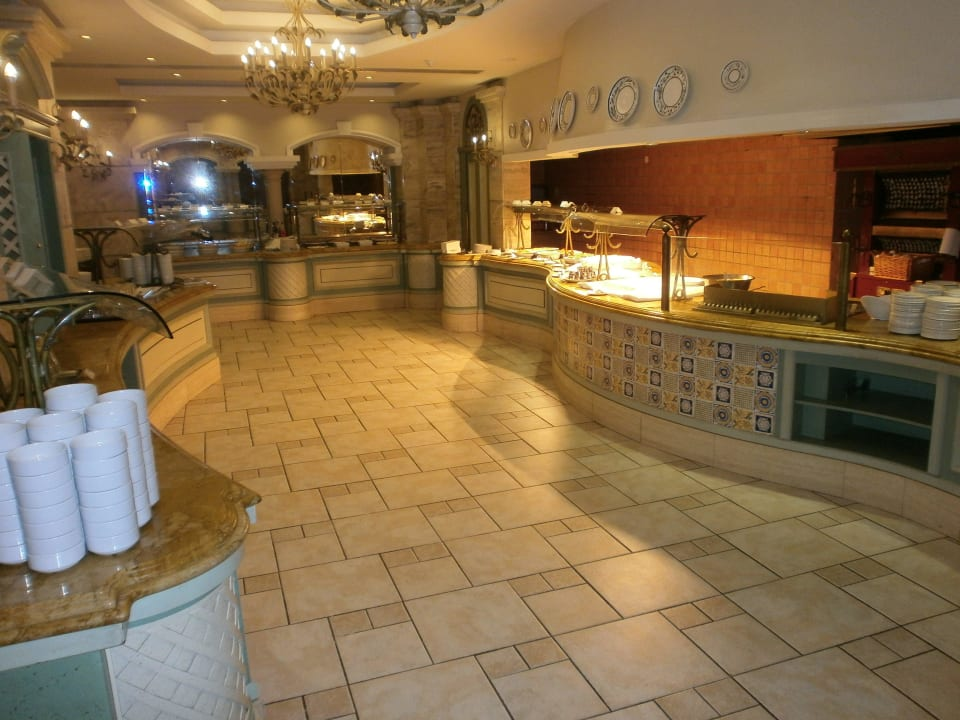Das Büffet Maritim Antonine Hotel & Spa Malta