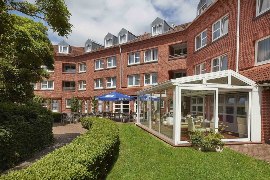 Außenansicht GHOTEL hotel & living Kiel