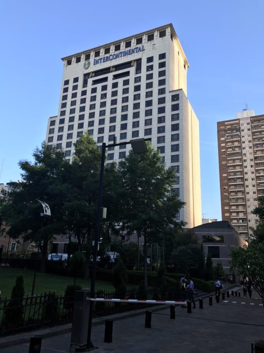 Außenansicht Hotel InterContinental Buenos Aires