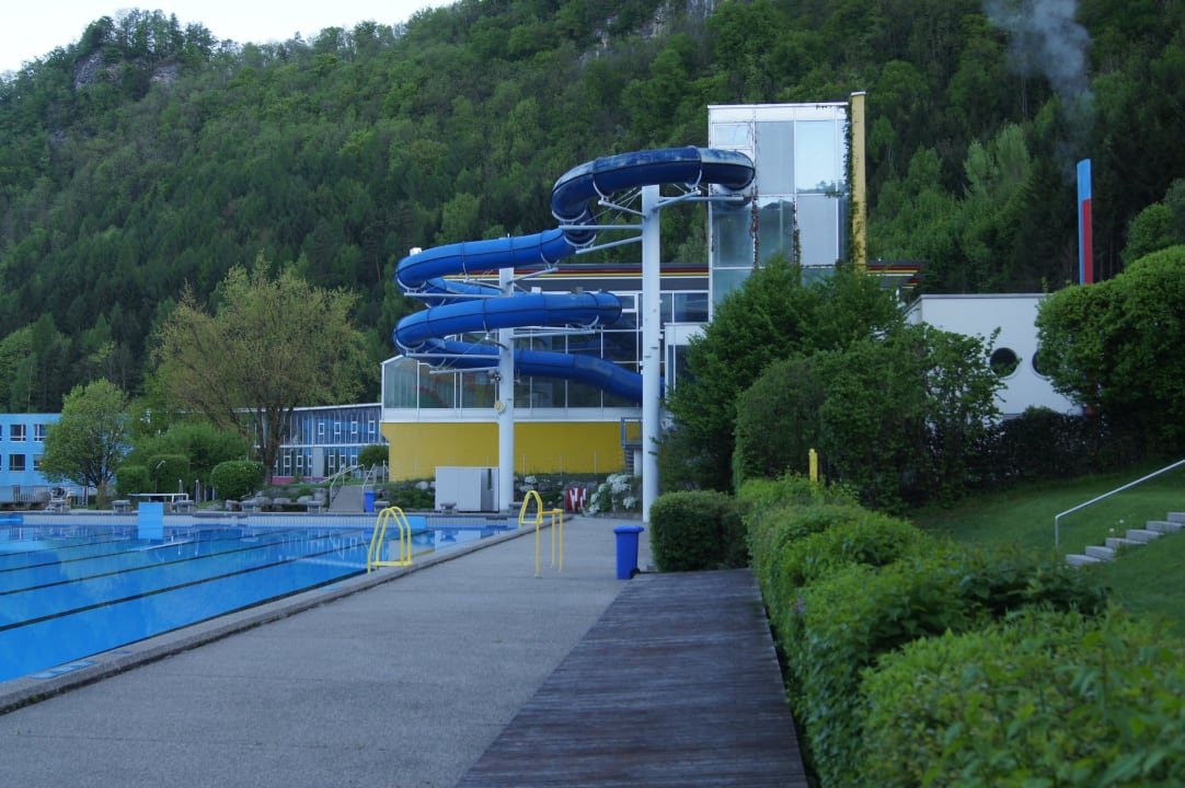 Wasserrutsche im Innenbereich Val Blu Sport | Hotel | SPA