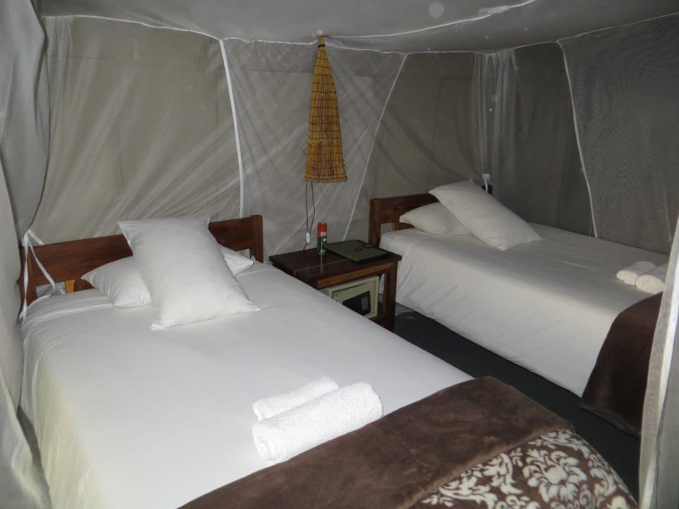 Zelt-Bungalow Nunda River Lodge