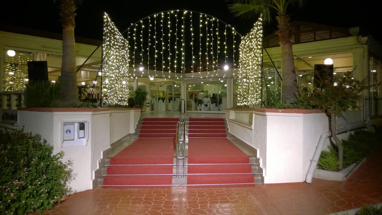 Gala Abend Hauprestaurant Aldiana Side  (Vorgänger-Hotel – existiert nicht mehr)