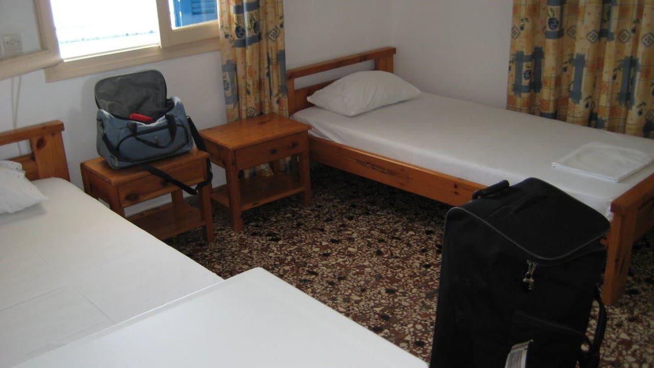Zimmer Hotel Minos Hotel Minos