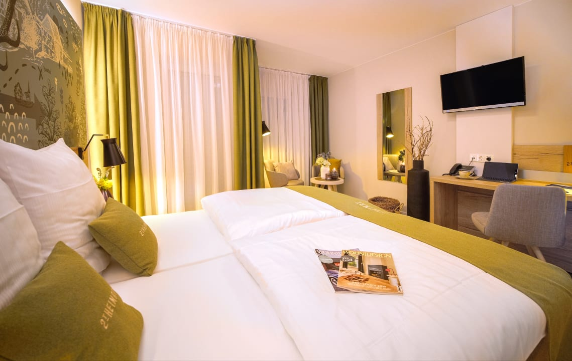 Zimmer Hotel & Restaurant 2tHEIMAT