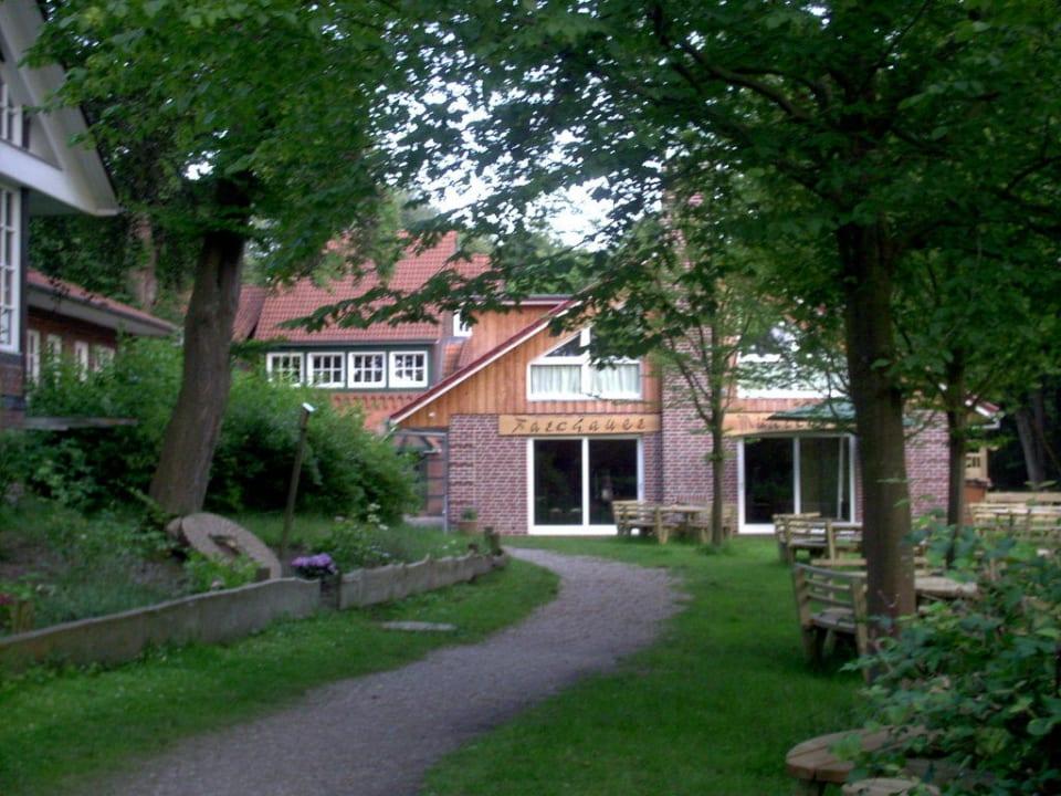 Hotelansicht Hotel Farchauer Mühle