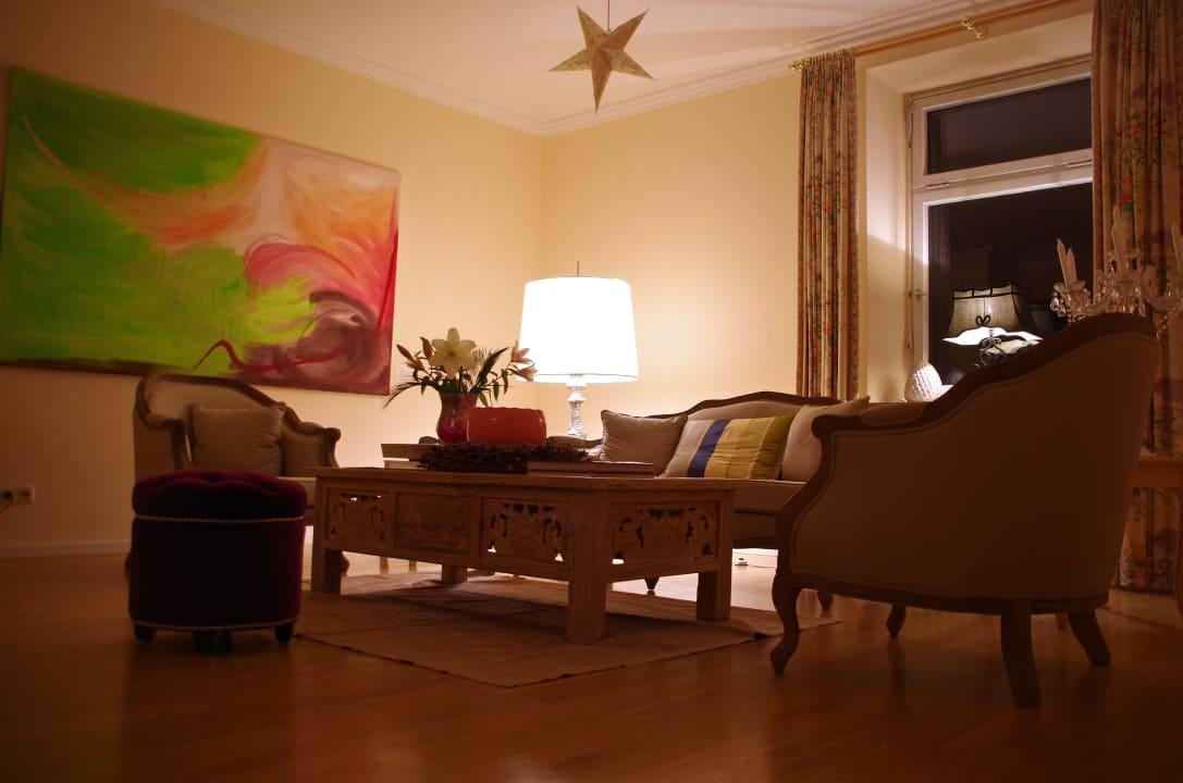 Raum zum Entspannen Villa Adolphine