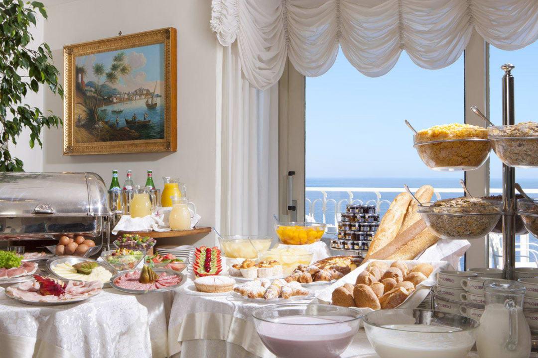 Buffet Breakfast Hotel Corallo Sorrento