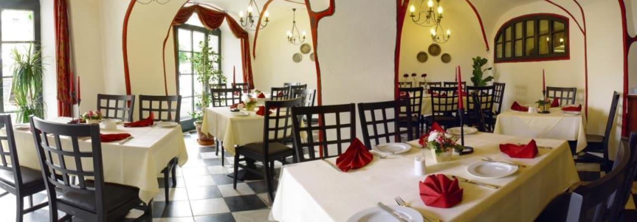Restaurant Carolus Magnus Hotel Stadt Aachen