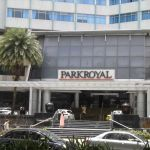 Hotel Parkroyal on Kitchener Road
