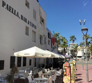 Paella, Bar &Tapas Hotel Xaine Park