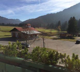 Richtung Feuerwehr Hubertus Alpin Lodge & Spa