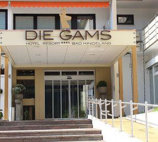 Herzlich Willkommen im Hotel-Resort DIE GAMS Die Gams Hotel - Resort