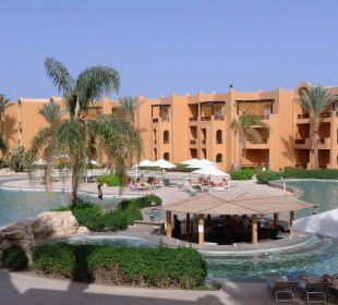 Blick aus dem Zimmer Stella Di Mare Beach Resort & Spa Makadi Bay