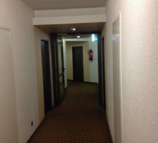 Korridor  Hotel Mercure München Neuperlach Süd