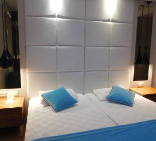 Schlafraum Side Sun Bella Resort & Spa