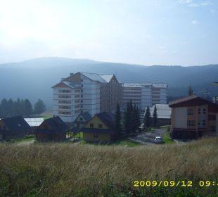 Widok zewnętrzny Hotel Residence