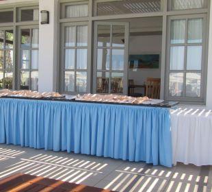 Für Abendbüffet AKS Annabelle Beach Resort