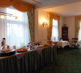 Frühstücksbuffet Hotel Victoria