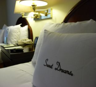 Nettes Zimmerdetail DoubleTree by Hilton Hotel Cariari San Jose - Costa Rica