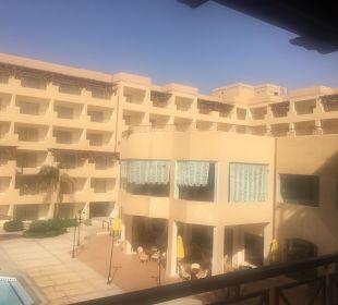 Innenseite Hotel Shams Safaga