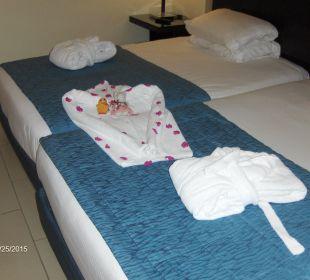 First towel art Hotel Reef Oasis Blue Bay