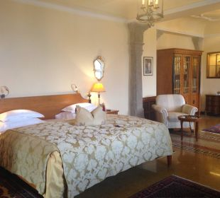 Bett Suite Hotel Schloss Mönchstein