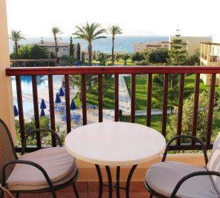 Balkonblick Hotel Horizon Beach Resort