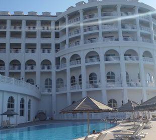 Ruhigerer Pool Hotel Defne Defnem