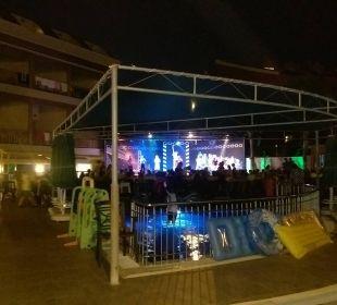 Amphitheater  Hotel Can Garden Resort