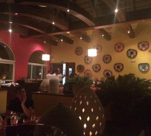 Mexikanisches Restaurant Now Larimar Punta Cana
