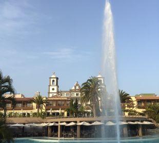 Blick vom Pool Lopesan Villa del Conde Resort & Spa