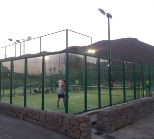 Padel- + Tennis-Court Aparthotel Duva & Spa