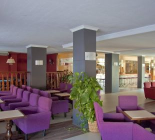 Bar salón Hotel Calma