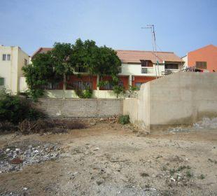 Trotz Mauer Diebe eingestiegen Hotel Pousada da Luz
