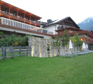 Blick zum Hotel Hotel Mohr Life Resort