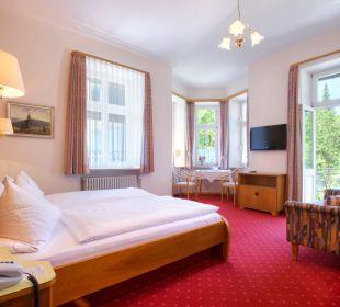 Komfort-Doppelzimmer Hotel Villa Rein