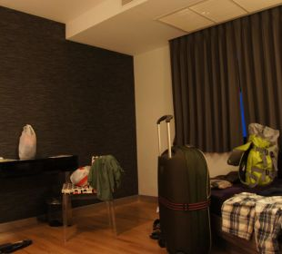Unser Zimmer Hotel Glow Trinity Silom