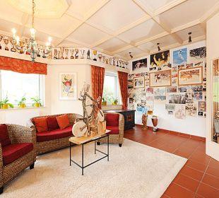 Eingangshalle Appartement Conrad