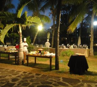 Abendessen Coral Azur Beach Resort