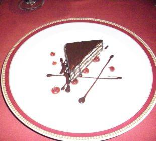 """Dessert im Rest. """"Bordeaux"""""""
