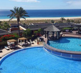 Aussicht vom Zimmer aus Hotel Barceló Jandia Club Premium