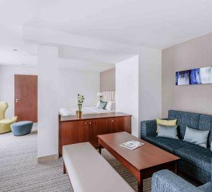 Leo Suite, alle Zimmer sind frisch renoviert Hotel Courtyard by Marriott München City Center