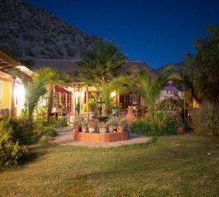 Innenhof Hacienda Los Andes