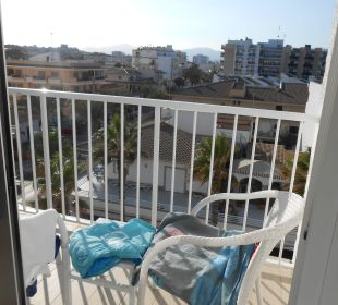 Balkon JS Hotel Miramar