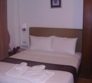 Zimmer Hotel Check Inn China Town