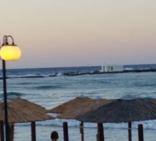 Ausblick Hotel Corissia Beach